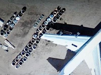 strange plane - Aerosol Spraying Plane